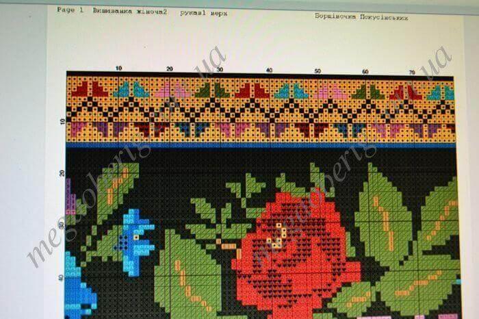 Схеми вишиванок жіночих на http://www.megaoberig.com.u