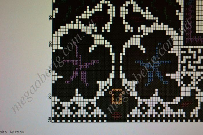 Вишиванки хрестиком схеми купити на http://www.megaoberig.com.ua