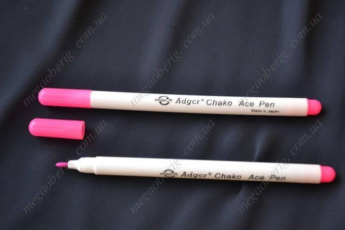 Рожевий маркер водорозчинний