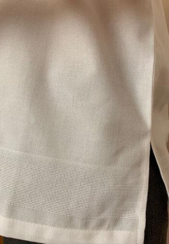 Заготовки під вишивку білі з коротким рукавом