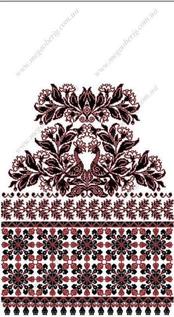Рушник весільний Злагода (чоловіча частина)